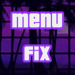 Menu Fix для GTA Vice City